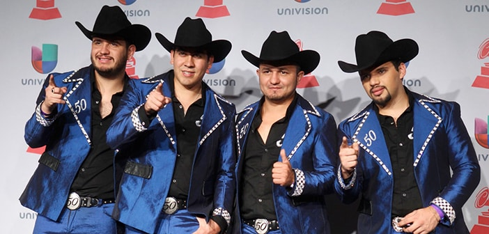 """Amor Del Bueno"" By Calibre 50 Hits #1 On  Billboard Digital In Its Debut Week 2"