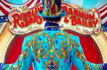 Ringmaster David Shipman - Barnum and Bailey