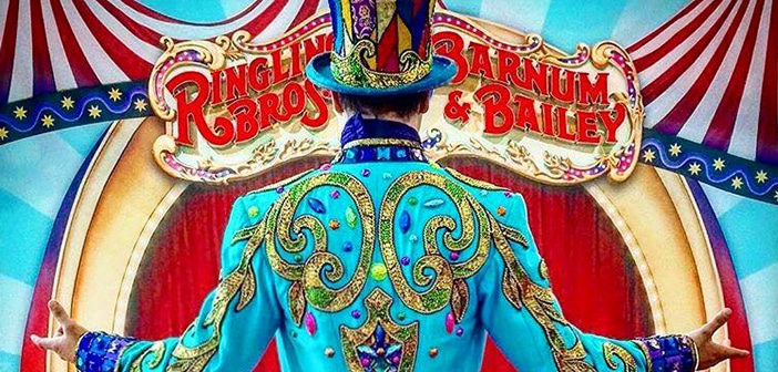 Ringling Bros & Barnum and Bailey's Presents Their New Technology Driven Show OUT OF THIS WORLD 1