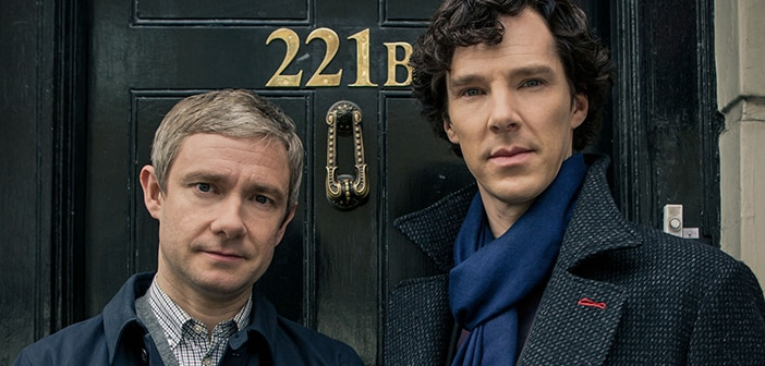 BBC One Shres First Look At The 4th Season Of Sherlock
