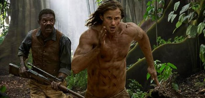 The Legend of Tarzan - In theatres today!!