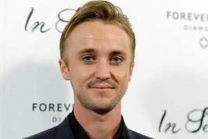 Draco Malfoy, aka Tom Felton,  Heading To The CW To Join The Flash Cast