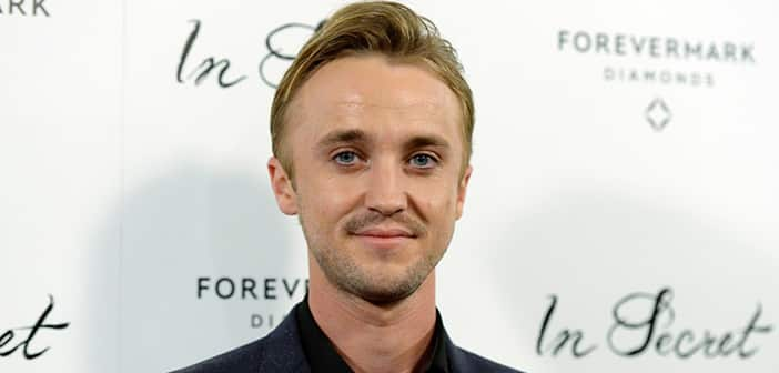 Draco Malfoy, aka Tom Felton,  Heading To The CW To Join The Flash Cast