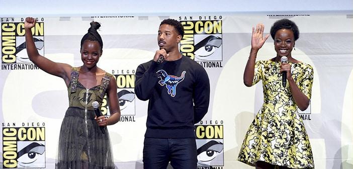 Lupita Nyong'o Sings Onto Marvel's 'Black Panther'