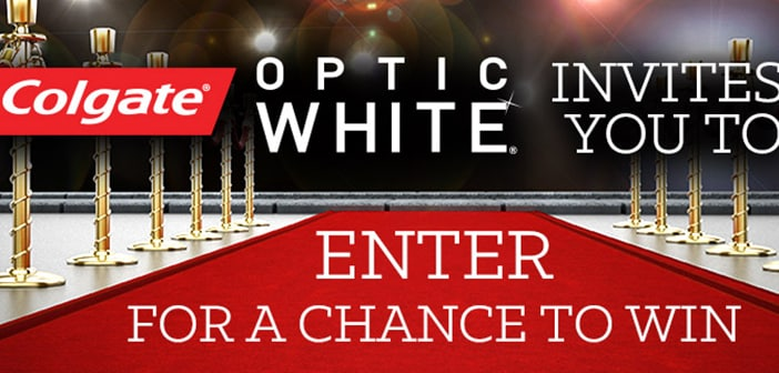 Colgate® Optic White® Launches Retail Contest for Music Fans to See Sin Bandera Perform Live at the Latin GRAMMY® Acoustic Session in Los Angeles