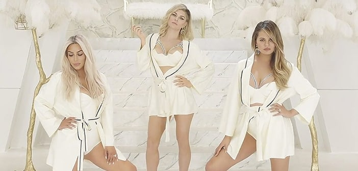 """Fergie Recruits Celebrity Moms Like Chrissy Teigen & Kim K To Remind Fans That Moms Are Still Sexy In New """"M.I.L.F.$"""" Music Video"""