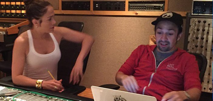 Jennifer Lopez Records Song With Lin-Manuel Miranda To Remember The Fallen From Orlando's Tragic Shooting