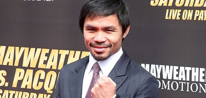 Manny Pacquiao Ending Retirement To Fight In The Ring Again For November Match