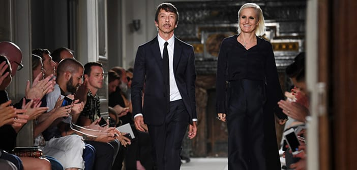 Creative Designer Maria Grazia Chiuri Announces Departure 'Valentino' After 8 Years