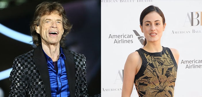 Mick Jagger Going For 8 As He and Girlfriend Shares Pregnancy News