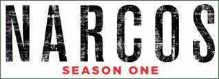 narcos season one logo