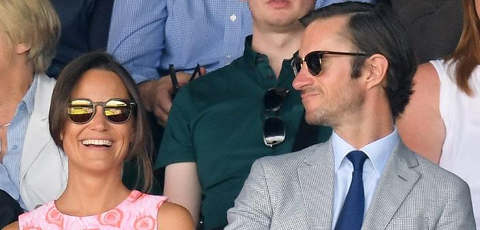 Pippa Middleton Announces New Of Engagement To Millionaire Boyfriend James Matthews
