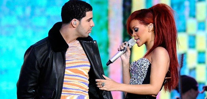 On Again Off Again Couple Rihanna And Drake Are Back Together