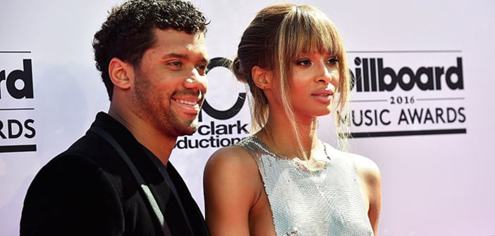 Ciara and Russell Wilson Prepped and Ready For Thier Imminent Wedding