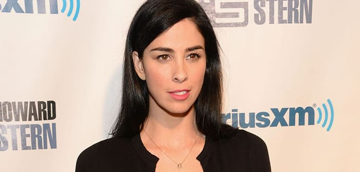 Sarah Silverman Surfaces On FacebookMedia After Spending A Week In ICU