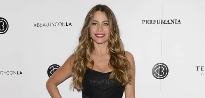 Sofia Vergara Introduces Her Latest Fragrance with Beautycon Media 1