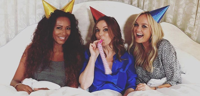 The Spice Girls Drop Posh and Sporty Spice For GEM Reunion