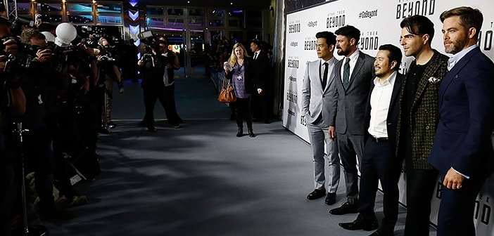 STAR TREK BEYOND - Images from the Australia Premiere! 20