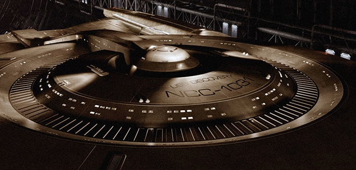 New Star Trek Series Finally Gets Official Name - Even A First Look Clip