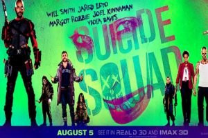 SUICIDE SQUAD - Final Trailer & New Team Poster 1