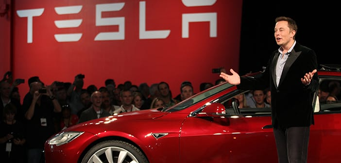 Elon Musk's Outlines His 'Master Plan' For Solar Power To Be Added To TESLA Vehicles