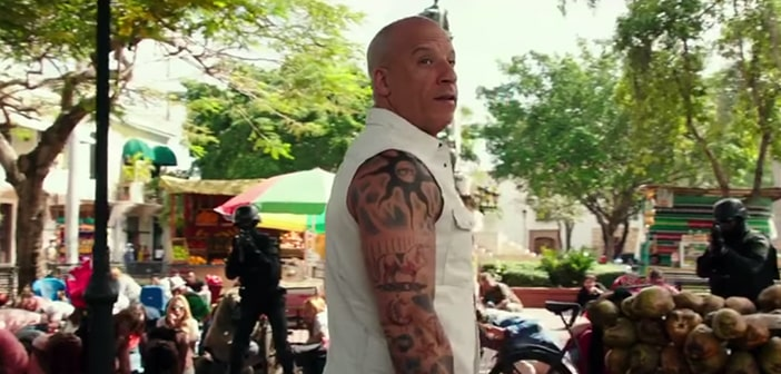 "xXx: The Return Of Xander Cage"" Trailer Received More Than 100 Million Online Views In Its First Week, The Fastest For Any Paramount Pictures Film"