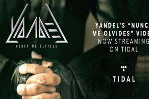 "Yandel Premieres Powerful New Video ""Nunca Me Olvides"" On TIDAL 2"