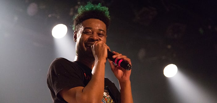 "Danny Brown Debuts ""Atrocity Exhibition"" Album With Help From Kendrick Lamar, Ab-Soul and Earl Sweatshirt"