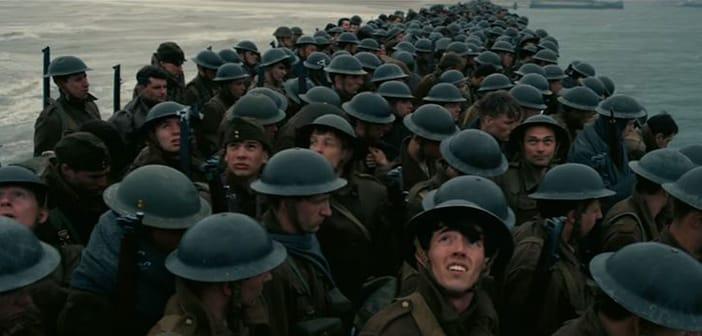 Dunkirk Announcement Video - From filmmaker Christopher Nolan