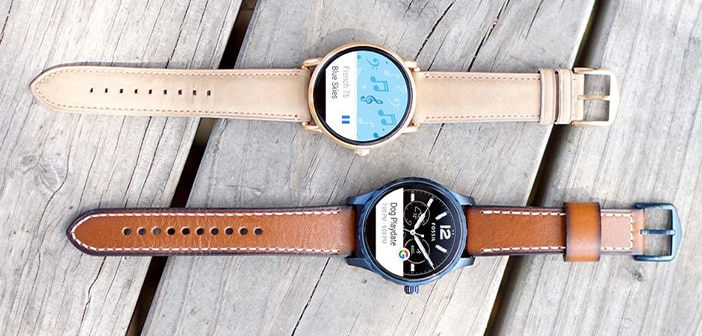 Fossil's New Smartwatches Up For Pre-order Starting August 12