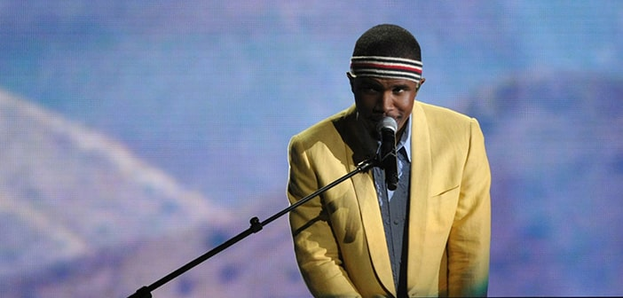 Frank Ocean May Be Seeing Some Contractual Trouble Following His Most Recent Album Release