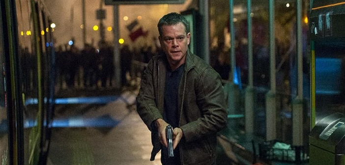 'Jason Bourne' Scores Big With $60 Million Debut