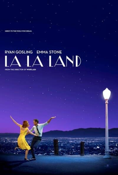 La la Land - festival poster