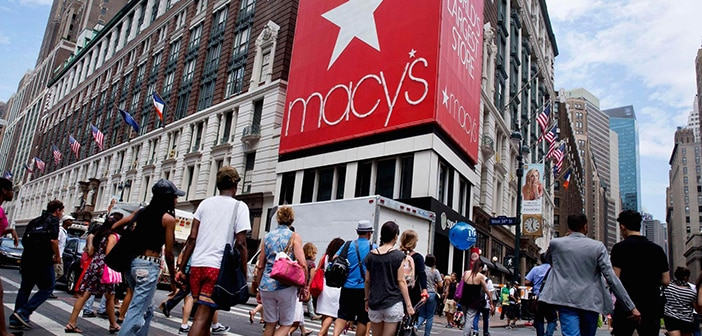 Macy's Begins Combating Dropping Sales By Shutting Down 100 Stores