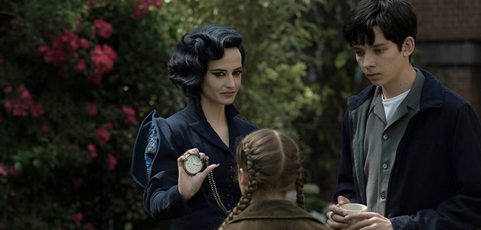 MISS PEREGRINE'S HOME FOR PECULIAR CHILDREN - New Clips!