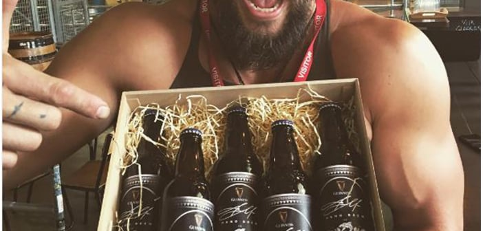 Jason Momoa Just Got His Own Line Of Beer By Guinness
