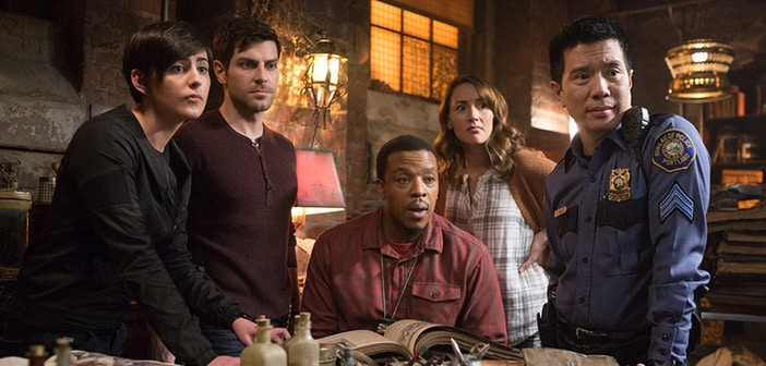 NBC Releases Statement Announcing Upcoming Season For 'Grimm' Will Be Its' Final Season