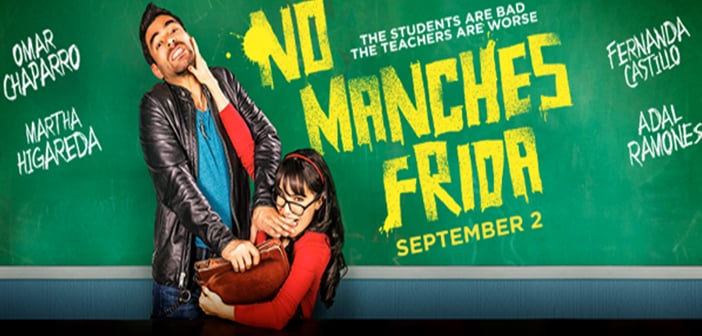 NO MANCHES FRIDA - Official Trailer Debut