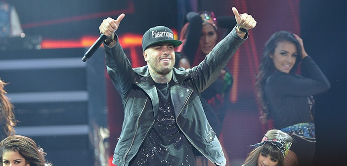 SESAC Latina Takes Center Stage At Nicky Jam Concert Artist Presenting With Five Awards 2