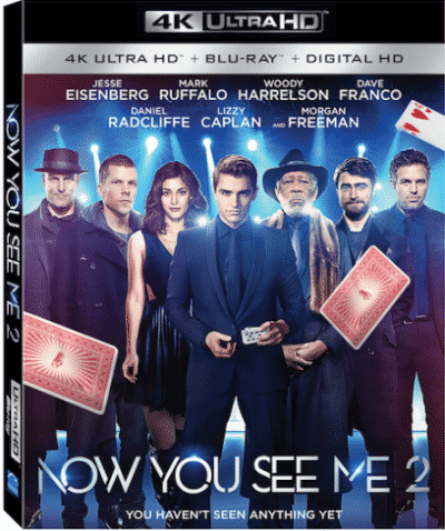 Now You See Me 2 box set
