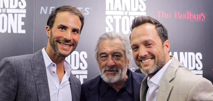 "Photos from NYC Premiere of ""Hands of Stone"" 5"