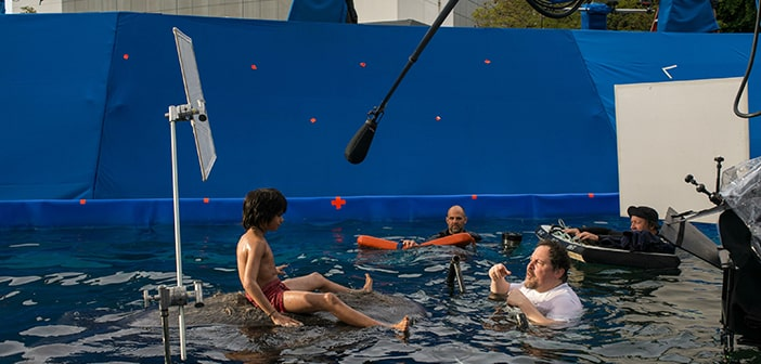 "THE JUNGLE BOOK ""Behind the Scenes"" - Blu-ray August 30th! 4"