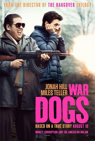 War Dogs Official Poster Release