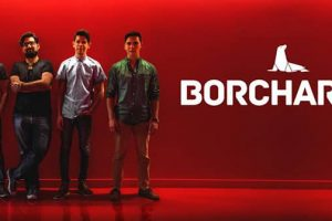 The Latino Band Borchardt Visit Mexico City After Presenting Their United States Debut For First Album 'Dulces de Menta'