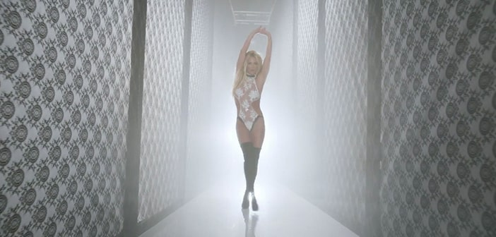 """The Original Music Video For Britney Spears' """"Make Me…"""" Too  Risqué Content"""