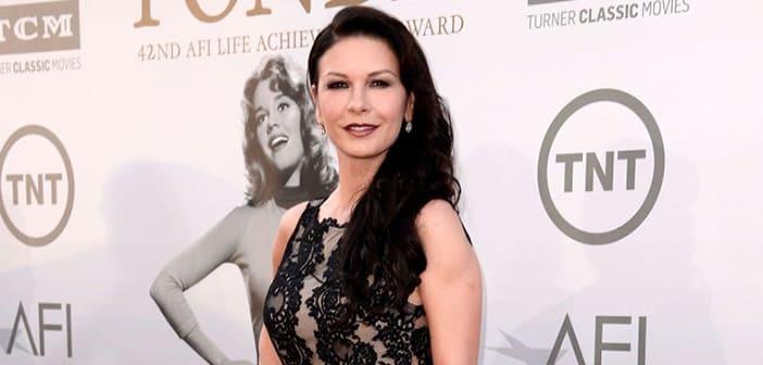Catherine Zeta-Jones Joins Ryan Murphy's 'Feud' In Role Of Legendary Actress Olivia de Havilland