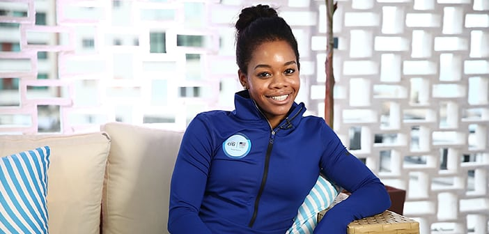 Gabby Douglas Missed Her Appearrance At Yesterdays' MTV VMAs Due To Complications That Led To Her Hospitilization