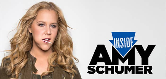 "Amy Schumer Announces She's Dropped Her Tv Series ""Inside Amy Schumer"""
