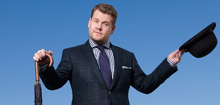 James Corden Doesn't Know Why Romantic Movies Fail To Feature Heavier People In Serious Relationships