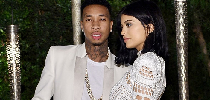 Kylie Jenner Fronts Boyfriend Tyga Almost Half A Million To Help Pay His Various Debts